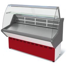 Холодильная витрина Нова ВХС-1,2 (0..+7) выкладка: 505мм