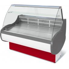 Холодильная витрина Таир ВХСн-1,8 (-6..+6) выкладка: 645мм