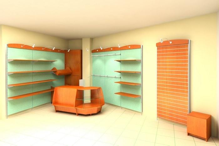 Фирменное торговое оборудование для магазинов в Джанкое предлагает ...