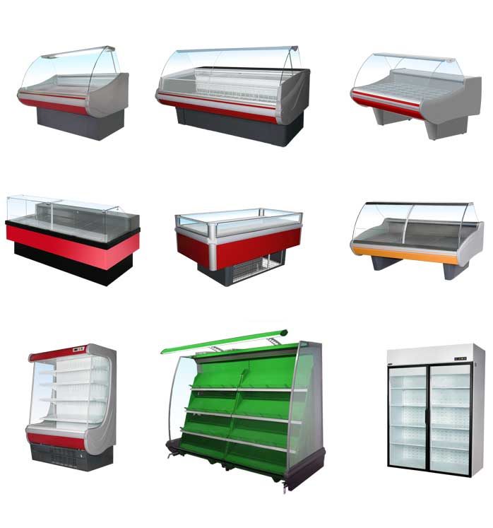 Заказать недорогое холодильное оборудование для магазинов в Евпатории по доступной цене предлагает компания «Техностоун»