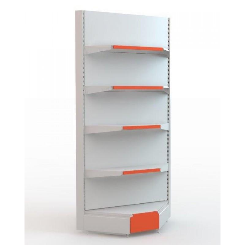 Широкий ассортимент торговых стеллажей для магазинов по доступной цене в Феодосии предлагает компания «Техностоун»