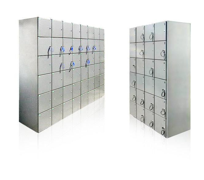 Купить надежные камеры хранения  по доступной цене в Керчи предлагает компания «Техностоун»
