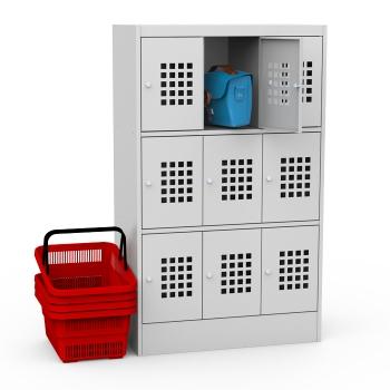 Купить надежные камеры хранения по выгодным ценам в Севастополе предлагает компания «Техностоун»