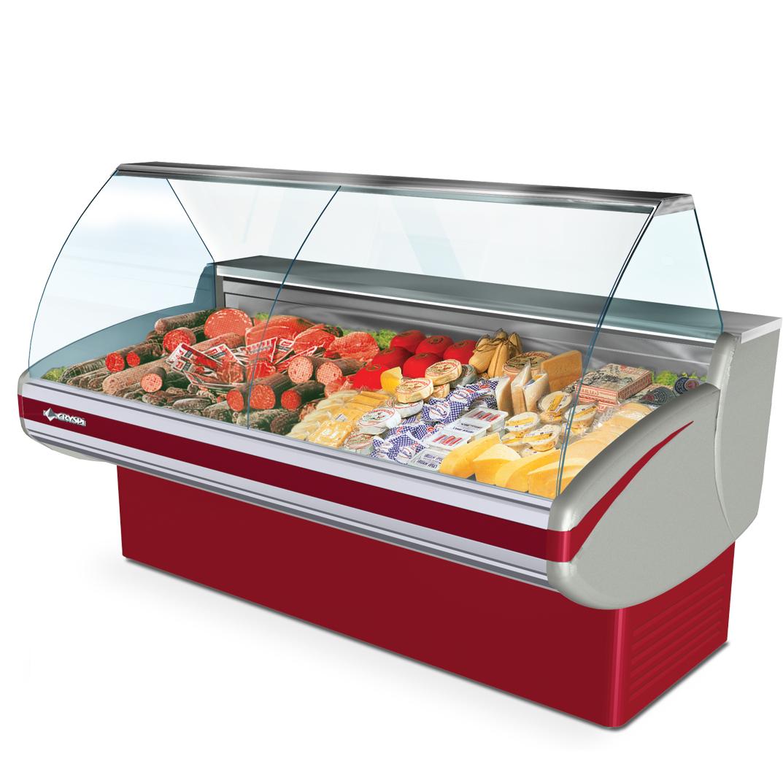 Купить качественное и недорогое холодильное оборудование для магазина  в Симферополе по доступной цене предлагает компания «Техностоун»