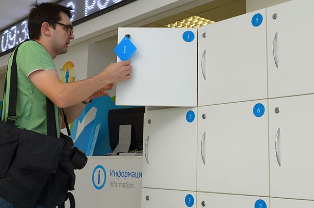 Купить надежные камеры хранения  по выгодным ценам в Симферополе предлагает компания «Техностоун»
