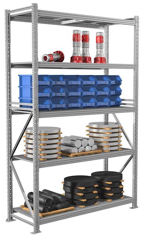 Качественные стеллажи для склада по доступной цене в Симферополе предлагает недорого купить компания «Техностоун»